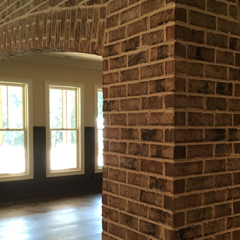 Environmentally Friendly Thin Brick