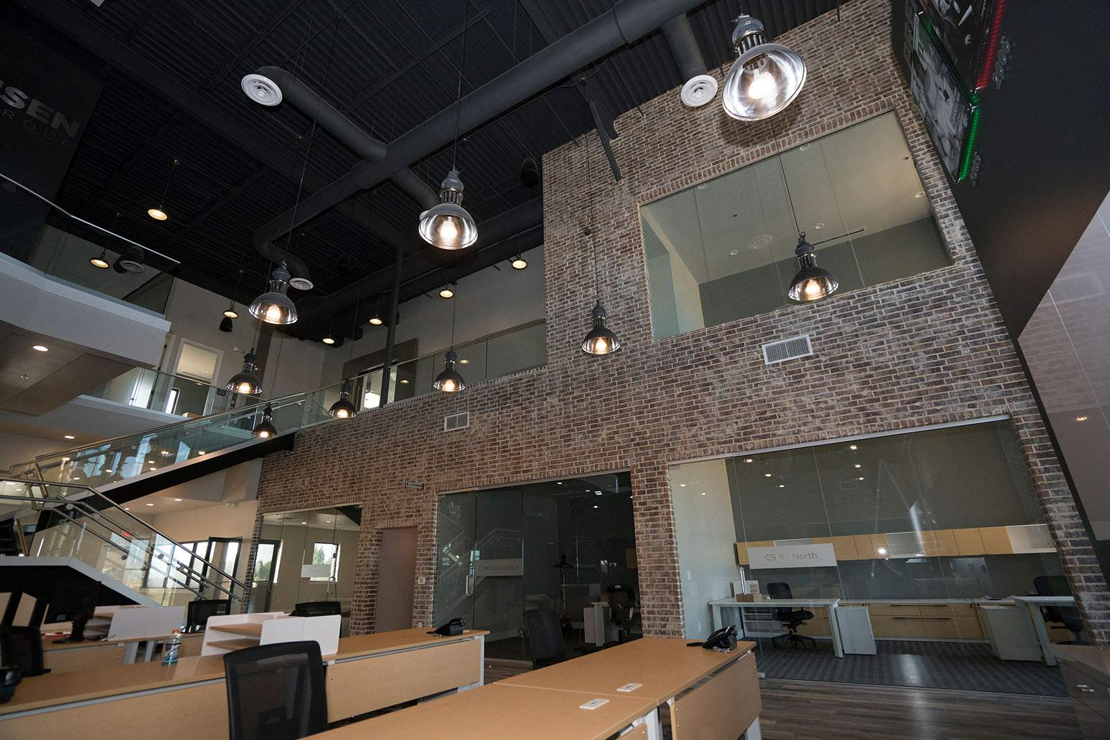 Thin Brick Commercial Interior 2